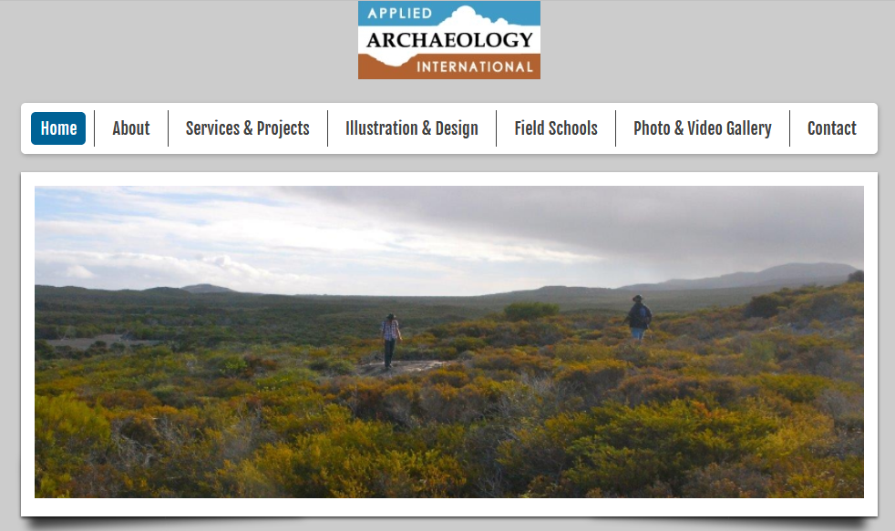 Applied Archaeology International