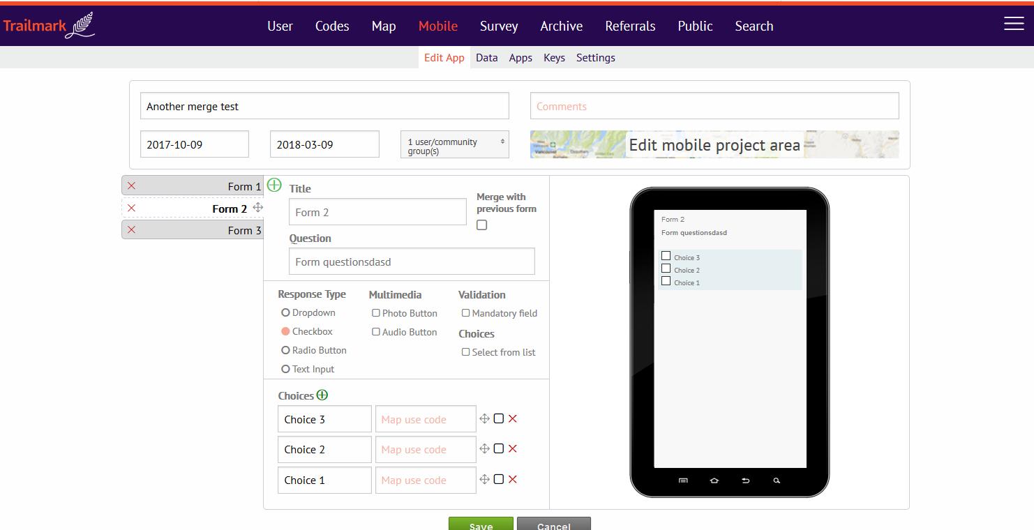 Trailmark Systems | Software
